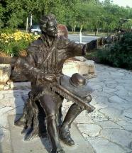 boone-statue