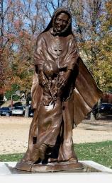 duchesne-statue